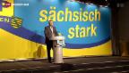 Video «Wahlen in Sachsen» abspielen