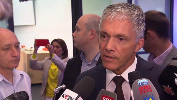Video «Befragung von Fifa-Präsident und Generalsekretär nicht ausgeschlossen» abspielen