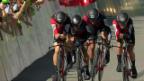 Video «BMC gewinnt den Prolog der Tour de Suisse» abspielen
