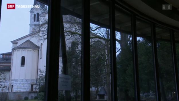 Video «Umfrage der Schweizer Katholiken» abspielen