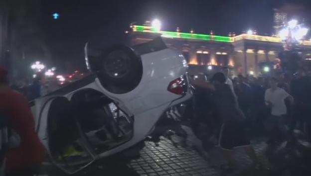 Video «Gewaltausbruch in Mexiko (unkomm.)» abspielen