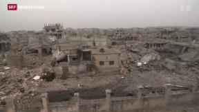 Video «Reportage aus Kobane» abspielen