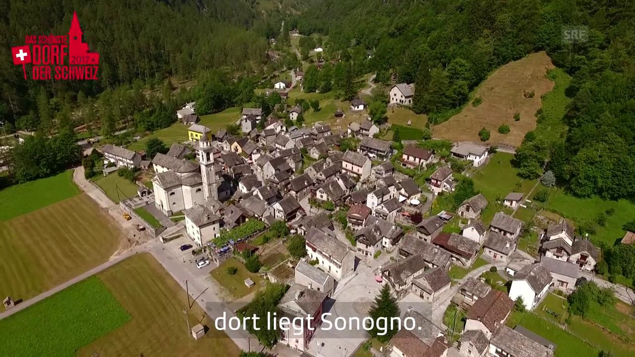 Dorfporträt: Sonogno (TI)