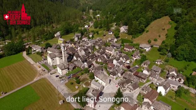Video «Dorfporträt: Sonogno (TI)» abspielen