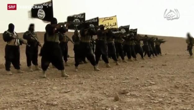 Video «Wer ist die Isis?» abspielen