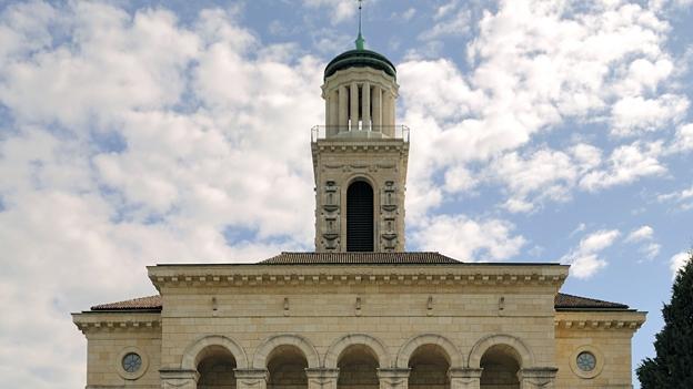 Glockengeläut der Stadtkirche in Solothurn