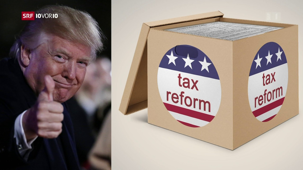 Die geplante Steuerreform