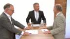 Video «Erbschaftssteuer: KMU-Vertreter im «ECO» Streitgespräch» abspielen