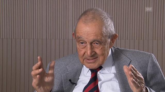 Peter Hafter über Gunter Sachs' Finanzen