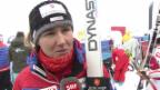 Video «Ski alpin: Fabienne Suter über die WM-Abfahrtsstrecke «Raptor»» abspielen