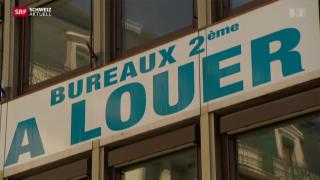 Video «Umbau von leeren Büros zu Wohnungen » abspielen