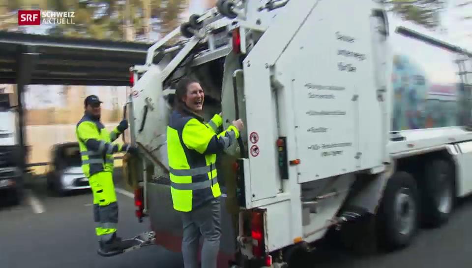 Schweiz: sauber und sicher?