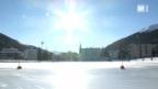 Video ««Einstein» on ice» abspielen