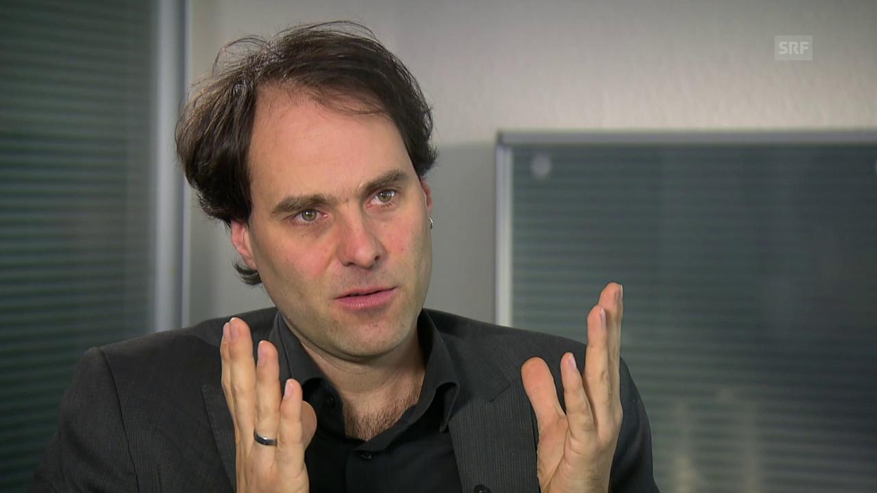 Ausführliches Gespräch mit Roland Imhoff