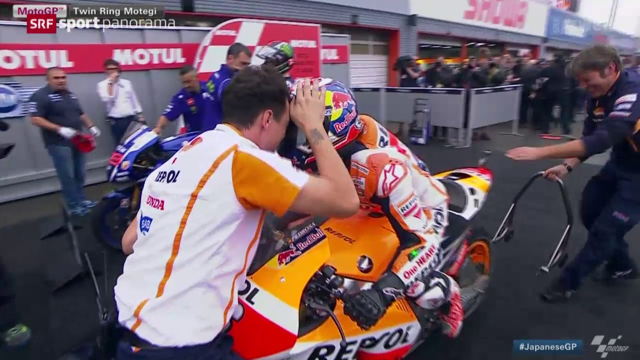 Motorrad: MotoGP-Rennen in Japan