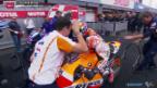 Video «Motorrad: MotoGP-Rennen in Japan» abspielen