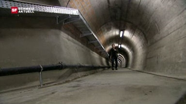 Schutzraum Sonnenberg-Tunnel