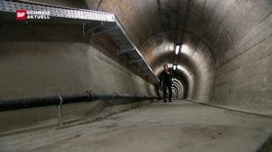 Video «Schutzraum Sonnenberg-Tunnel» abspielen