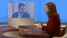 Link öffnet eine Lightbox. Video Ärzte ohne Bewilligung, Affäre Pierre Maudet, Theke: Petra Gössi, Putins Rentenreform abspielen.