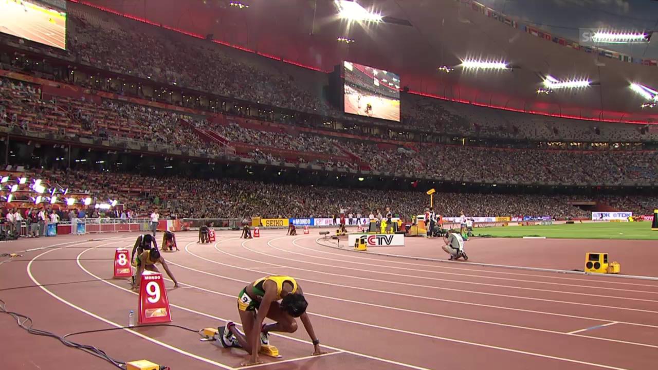 LA: 400 m Frauen, Final