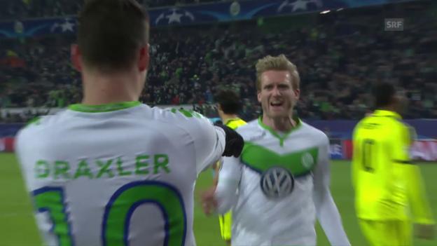 Video «Von Draxler und Schürrle wird mehr erwartet» abspielen