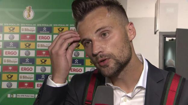 Video «Seferovic: «Ich habe diese 3 Jahre genossen»» abspielen