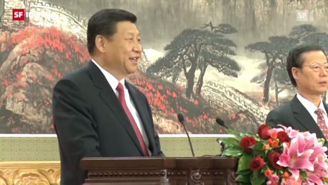 China: Xi Jingping wird Chef der Kommunistischen Partei