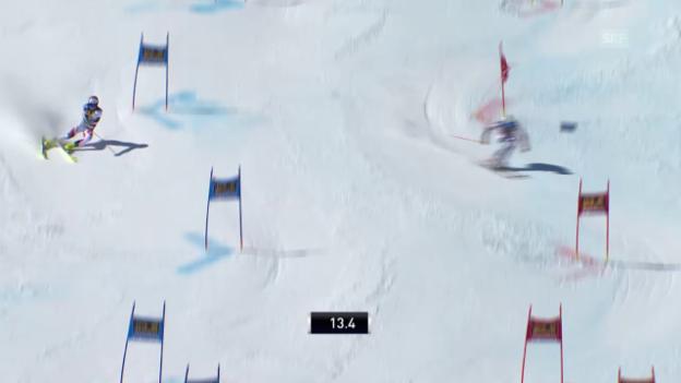 Video «Final: Yule scheitert gegen Luitz» abspielen