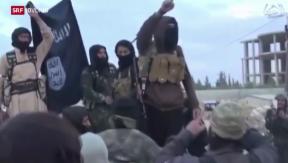 Video «Die Brutalität der Isis» abspielen
