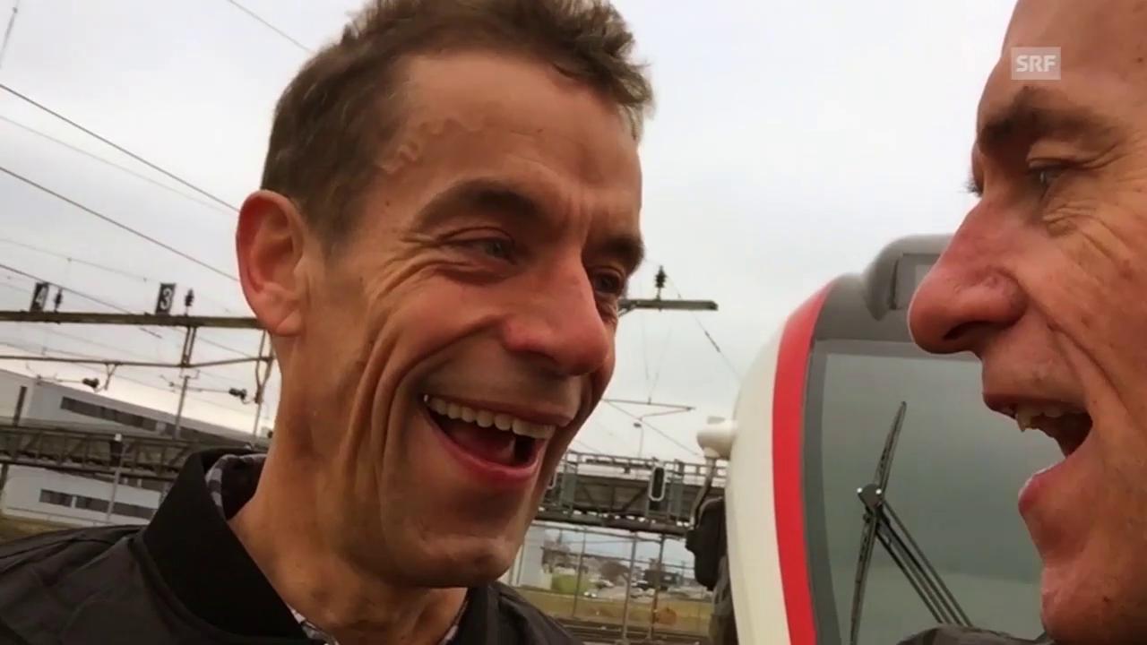 Oropax und das Geheimnis der Züge