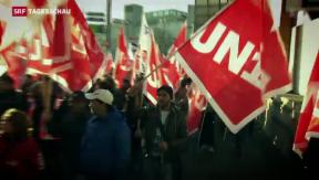 Video «10 Jahre Unia» abspielen