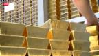 Video «SNB lüftet Geheimnis um Schweizer Gold» abspielen