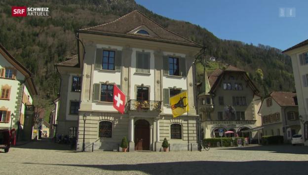 Video «Schweiz aktuell vom 15.04.2015» abspielen