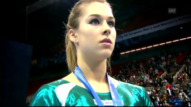 Steingruber ist Europameisterin («sportaktuell»)