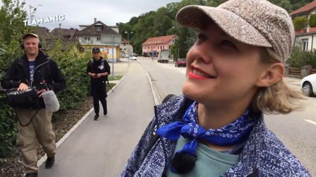 Video ««Ready, Steady, Golf!»: Neue Übernamen für die Teams» abspielen