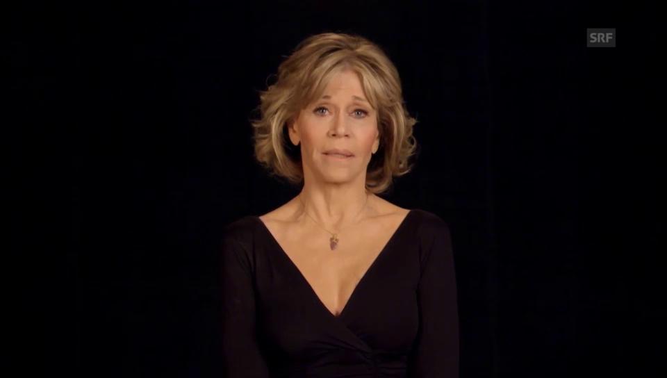 Trauerrede Jane Fonda