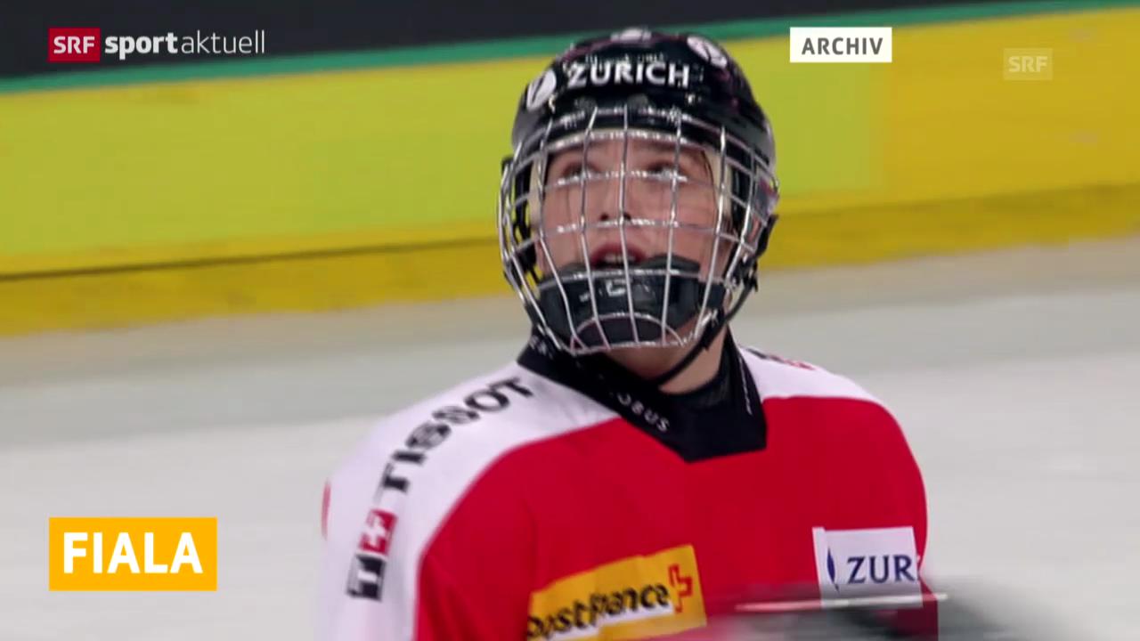 Eishockey: Kevin Fiala verpasst Sprung in die NHL