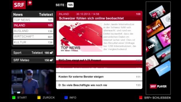 Video «HBB-TV vom 05.12.2013» abspielen