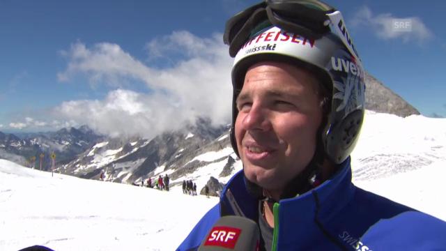 Ski alpin: Interview mit Beat Feuz