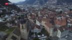 Video «Korb für Bistum Zürich» abspielen
