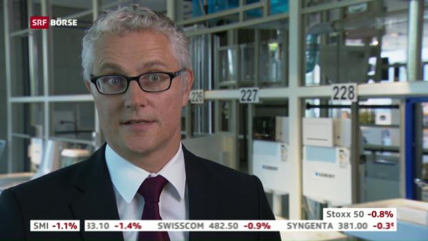 Video «SRF Börse vom 16.08.2016» abspielen