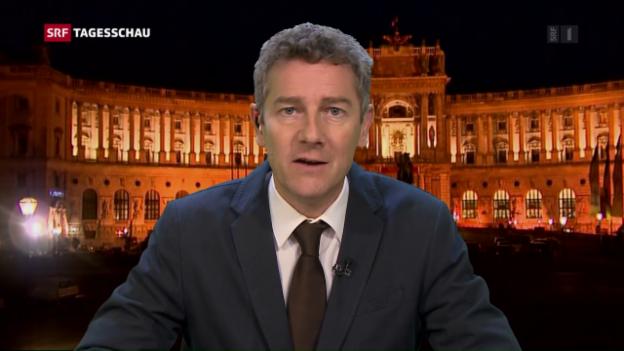 Video «Peter Balzli zu den nicht absehbaren Folgen» abspielen
