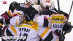 Video «Eishockey: NLA, Fribourg-Gottéron - Lugano» abspielen