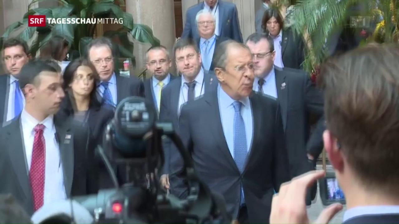 Weiteres Syrien-Treffen ohne Ergebnis