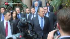 Video «Weiteres Syrien-Treffen ohne Ergebnis» abspielen