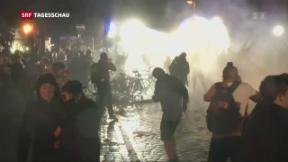 Video «Hamburg nach dem G20-Gipfel» abspielen