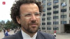 Video «Carlo Chatrian neuer Leiter des Filmfestivals Locarno» abspielen
