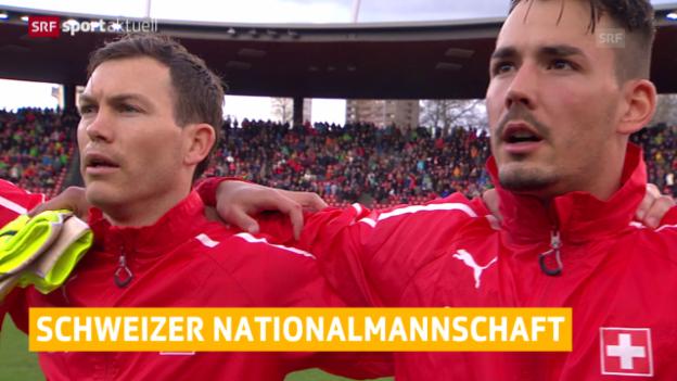 Video «Fussball: FIFA Ranking, Schweiz neu auf Rang 18» abspielen