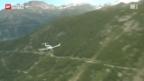 Video «Alpenflug heute» abspielen
