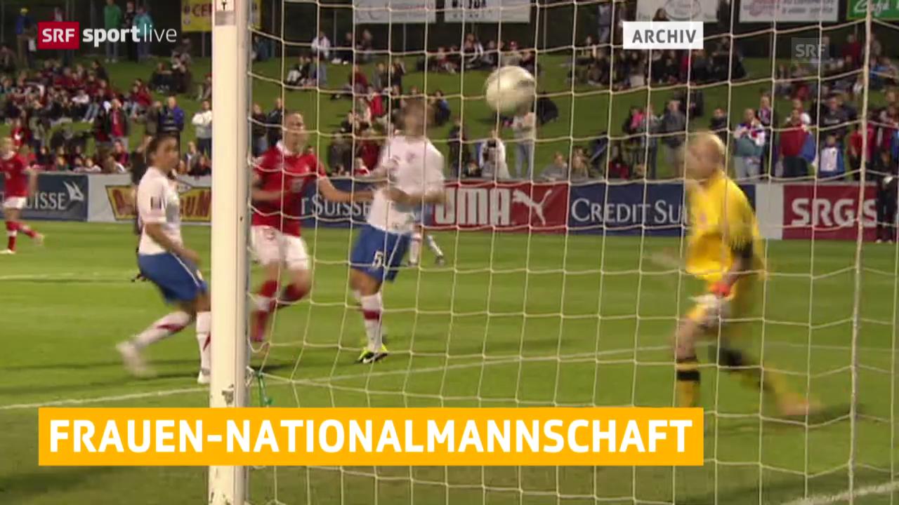 Fussball: WM-Quali Frauen, Malta - Schweiz